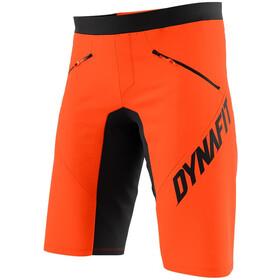 Dynafit Ride Light Dynastretch Shorts Hombre, naranja/negro